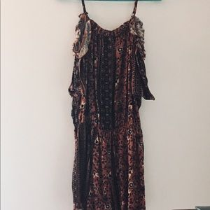 Woman's size small romper
